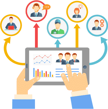 Digitalized workforce management