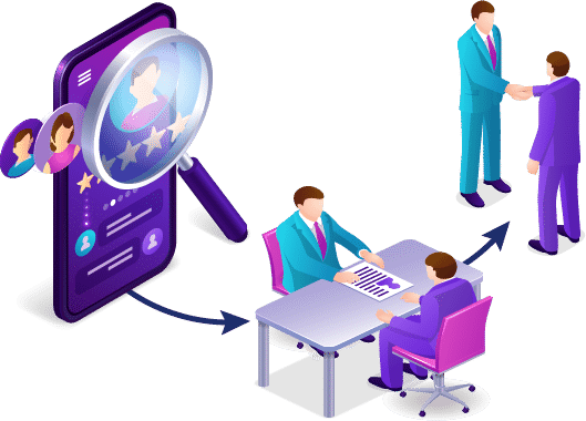 Want is Executive search