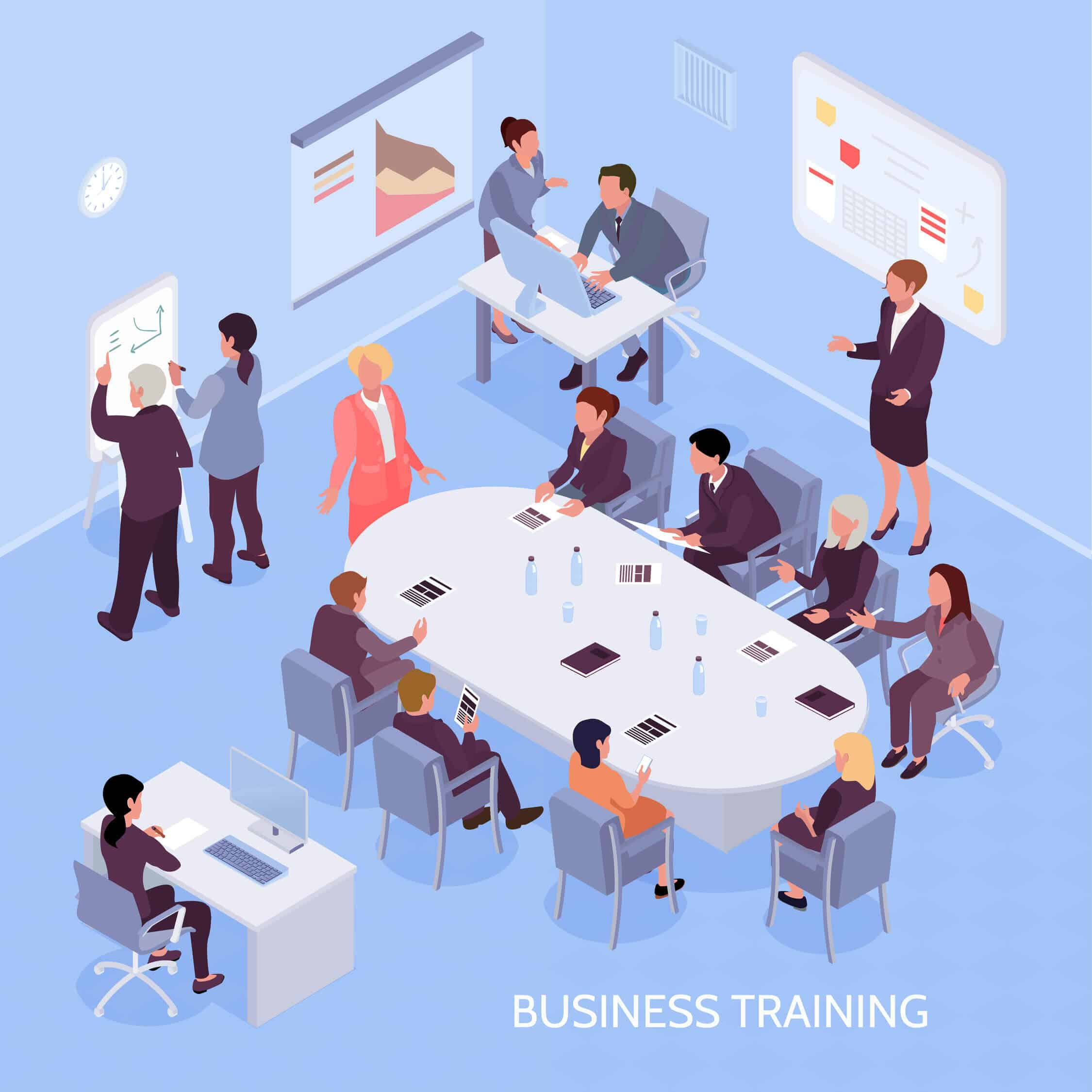 Well trained employees are essential to any business