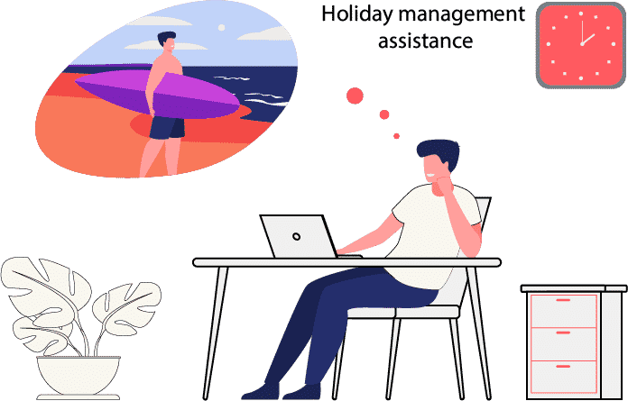 Get World-Class Leave Management Support From Us