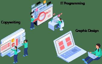 Web-based platform