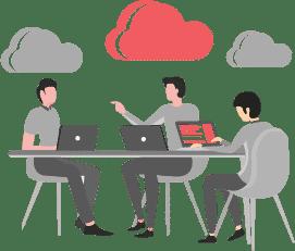 We Provide Cloud-Based service
